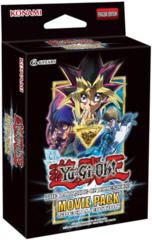 2018 Yu-Gi-Oh Movie Pack Special Edition