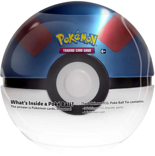2019 Pokemon Great Ball Tin