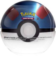 Pokemon Great Ball Tin