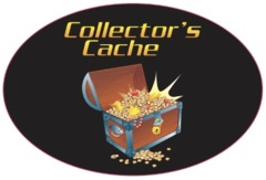 Collector's Cache Logo Decal Sticker