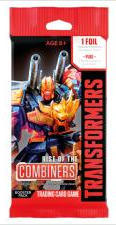 Transformers TCG: Rise of the Combiners Booster Pack
