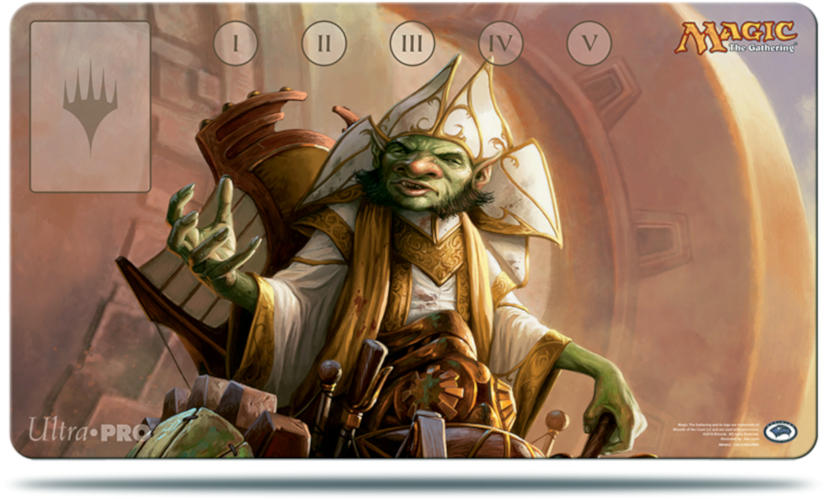 Ultra Pro MTG Commander 2014 Daretti, Scrap Savant Playmat