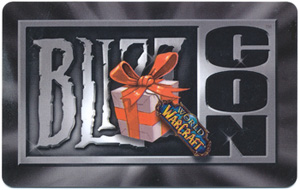 2007 Blizzcon World of Warcraft Anaheim Exclusive Murloc
