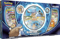 Pokemon Blastoise GX Premium Collection Box