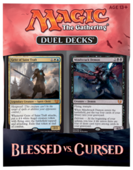 MTG Duel Deck: Blessed vs Cursed