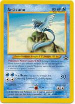 Articuno 48 Non-Holo Promo - 2002 Pokemon League