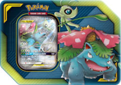 Pokemon Tag Team Tin - Celebi & Venusaur GX