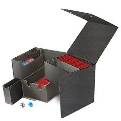 Ultra Pro Cube (Cub3) Deck Box - Black Artist Series