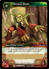 Vicious Grell Loot Card