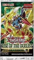 Yu-Gi-Oh Rise of the Duelist 1st Edition Booster Pack