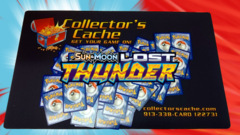Pokemon SM8 Lost Thunder Complete Set (236 Cards)
