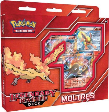 Pokemon Legendary Battle Deck: Moltres