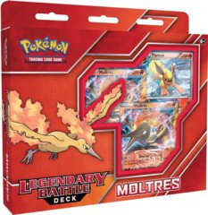 Pokemon Legendary Battle Deck: Moltres