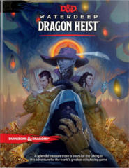 Dungeons & Dragons 5th Edition Waterdeep Dragon Heist