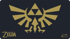 Ultra Pro Legend of Zelda Black & Gold Playmat