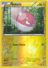 Voltorb - 51/149 - Common - Reverse Holo