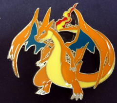 Mega Charizard Y Pin - Blister Exclusive