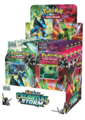 Pokemon SM7 Celestial Storm Theme Deck Display Box