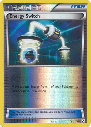 Energy Switch - 94/114 - Uncommon - Reverse Holo