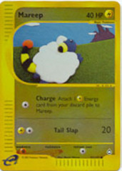 Mareep - 93/147 - Common - Reverse Holo