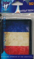 Max Protection Standard Size Sleeves France Flag - 50ct