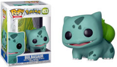 Funko POP! Pokemon Figure - Bulbasuar #453