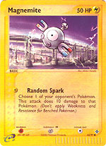 Magnemite - 62/97 - Common - Reverse Holo