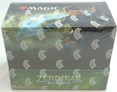 MTG Zendikar Rising THEME Booster Box
