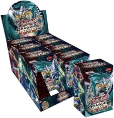 Yu-Gi-Oh Dragons of Legend: The Complete Series Display Box (8 Blasters)