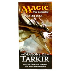 MTG Dragons of Tarkir Event Deck