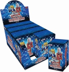Yu-Gi-Oh Legendary Duelist Season 1 Display Box (8 Blaster Boxes)