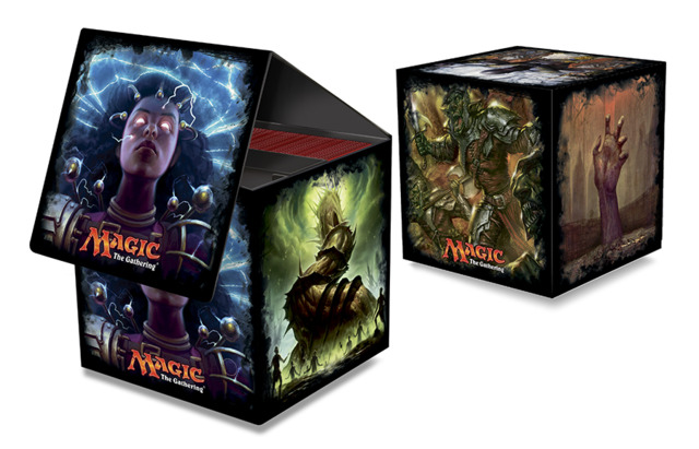 Ultra Pro Cube (Cub3) Deck Box - Brainstorm