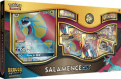 Pokemon Dragon Majesty Special Collection Box: Salamence GX