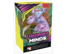 Pokemon Sun & Moon SM11 Unified Minds Prerelease Build & Battle Kit