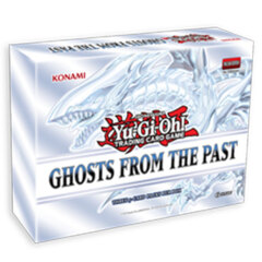 Yu-Gi-Oh Ghosts From the Past Booster Pack (Mini Box)