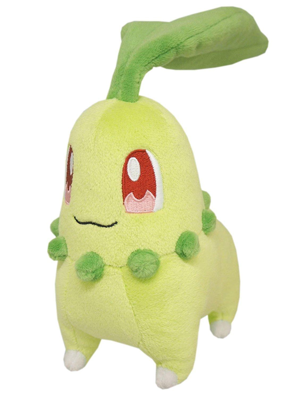 Japanese Pokemon Chikorita 7 Plush PP40