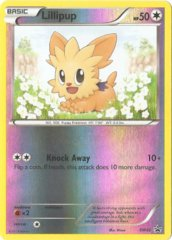Lillipup BW52 Reverse Holo Promo - Emerging Challenges Box Exclusive