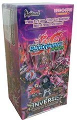 Buddyfight BFE-H-PP01 Terror of the Inverse Omni Lords