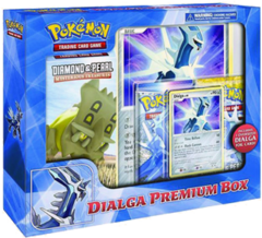 Pokemon Dialga Premium Box