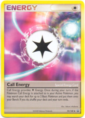 Call Energy - 92/100 - Uncommon