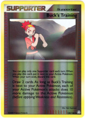 Buck's Training - 130/146 - Uncommon - Reverse Holo