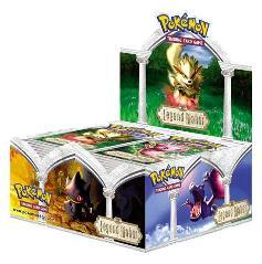 Pokemon EX Legend Maker Booster Box