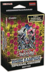 Yu-Gi-Oh Rising Rampage Special Edition Pack