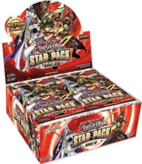 Yu-Gi-Oh Star Pack Arc-V Booster Box