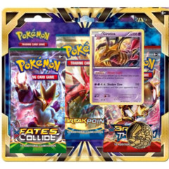 Pokemon XY Giratina 3-Booster Blister Pack