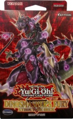 Yu-Gi-Oh Structure Deck: Dinosmasher's Fury - Unlimited Edition