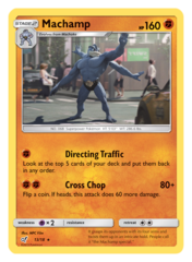 Machamp - 13/18 - Holo Rare