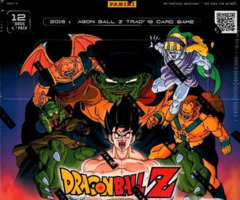 Panini DragonBall Z Movie Collection Booster Box