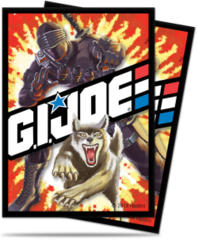 Ultra Pro Standard Size G.I. Joe Sleeves -
