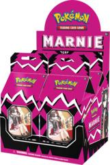 Pokemon Marnie Premium TOURNAMENT Collection DISPLAY Box (4 Kits)